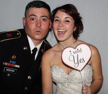 Alexis and Harley Wedding